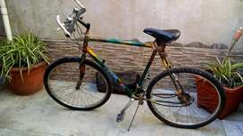 Bicicleta Rodado 26 18 Vel -WILDE-