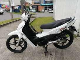 Moto uni-k 110 modelo 2014