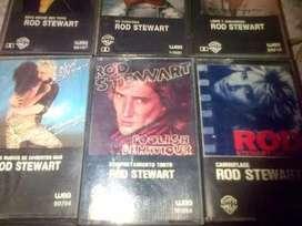 Casetes Rob Stewart