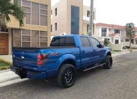 Vendo Camioneta Ford F150 FX4 4x4 Año 2012