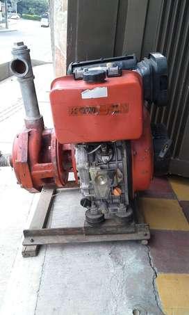 Motobomba Diesel 10 HP