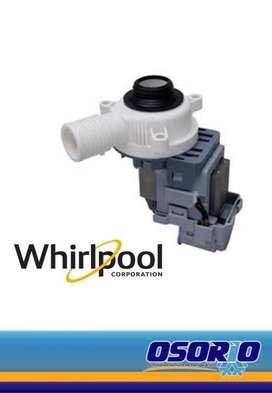 Bomba de agua Lavadora Whirpool
