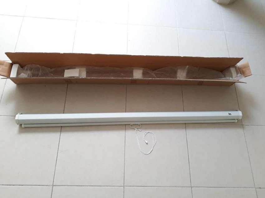 Wall Screen 153 X 153 cm 0