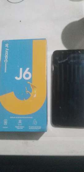 Se vende Samsung j6