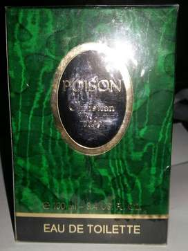 Perefume Poison Dior Mujer X 100 Ml - Frances - Sin Abrir !!