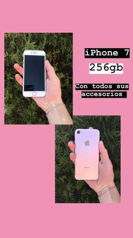 iPhone 7 de 256gb
