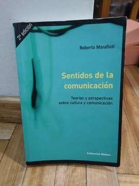 Sentidos de la comunicación Roberto Marafioti