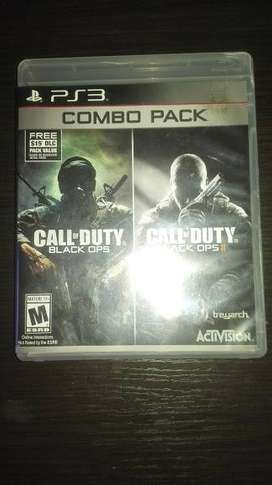 combo pack call of duty