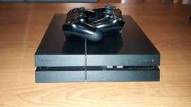PlayStation 4 + fifa 2019 + 2 Joystick