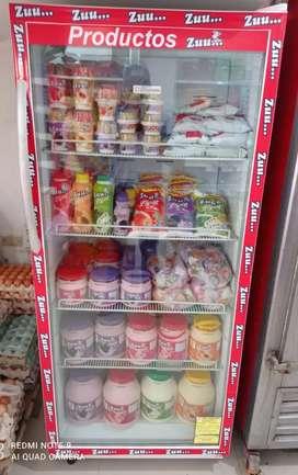 Vendedoras para productos lácteos
