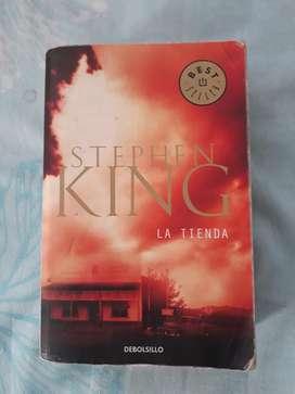 Libro La Tienda de Stephen King
