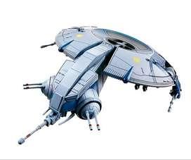 Nave de Star Wars Droid Gunship Original Marca Hasbro de Colección.