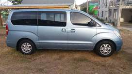 Furgoneta de Turismo, Vans, Hyundai H1