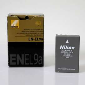 Batería Nikon EN-EL9a