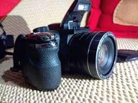 Cámara semiprofesional Fujifilm Finepix S4300 14 Mp Cámara Digital