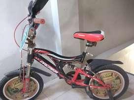 Bicicletas Niño. Segundo uso. Piura