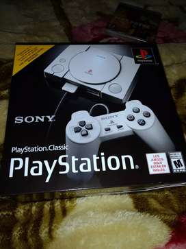 Playstation Classic Mini Sellado