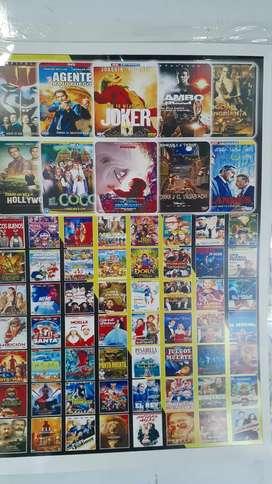 Peliculas de dvd de alta calidad