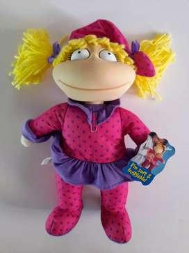 Angélica Pickles (Rugrats). 1997. Soft & Huggable