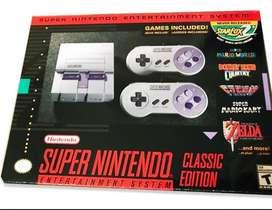 Vendo / cambio SNES Classic edition ORIGINAL