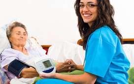 Busco empleo como auxiliar de enfermería cuidando adulto mayor en hogares geriátricos o en casa cuidando adulto