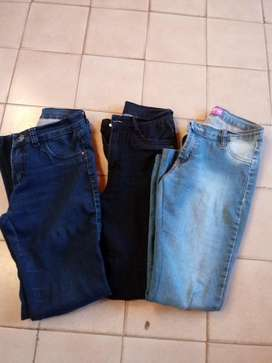 Jeans Talle 38,40,42