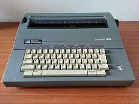 Maquina de Escribir Portatil SMITH CORONA - Viaje - Viiajera  - Decoración - Adorno - Antiguo - Antiguedad