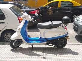 Moto Scooter Zanella E-Styler Deluxe Eléctrica 2019