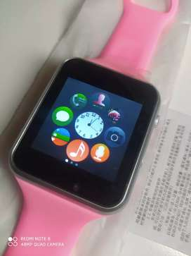 Reloj inteligente Rosa