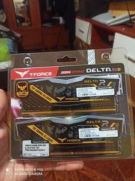 Memoria Ram teamGroup T-Force delta Tuf DD4 16 GB (2 x 8GB)