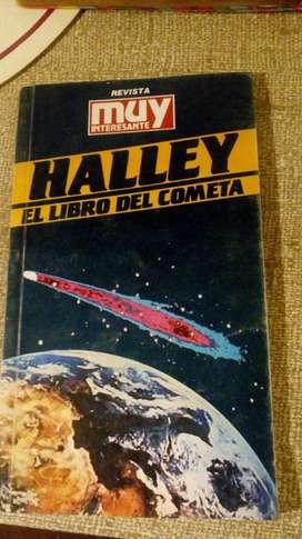 Halley, el libro del cometa de la revista Muy interesante