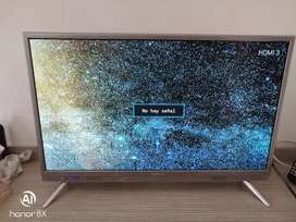 Tv 32 Pulgadas Smartv Hyundai Usado 6 M