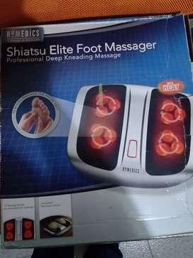 Masajeadores de cuello y pies con vibración eléctricos