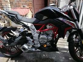 Loncin CR6 300
