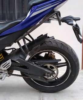 Llanta trasera 3 meses uso _Pistera marca Dunlop 160×60×17