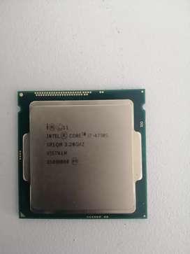 Procesador core i7/4790s
