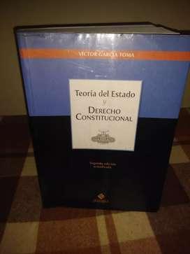 Teoría del Estado del Derecho Constitucional - Victor García Toma (PALESTRA EDITORES)