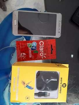 Vendo celular samsung j2 prime usado