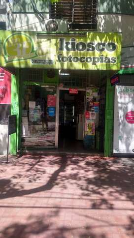 Fondo de Comercio Excelente Ubicacion Mendoza Capital