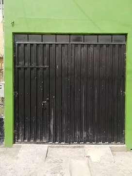 Vendo puerta de cochera
