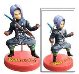 Dragon Ball Z Trunks Figura Juguete Colección Juguetería