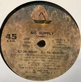 Simple de Air Supply año 1981