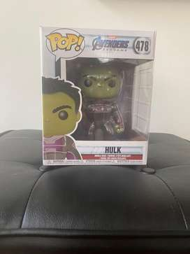 Hulk Funko Pop - Avengers, End game