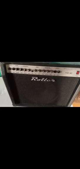 Remato amplificador impecable