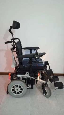 Vendo silla de ruedas eléctrica