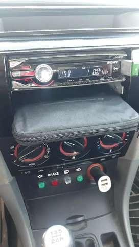 Auto radio sony explot