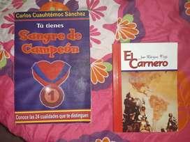 SANGRE DE CAMPEÓN Y EL CARNERO