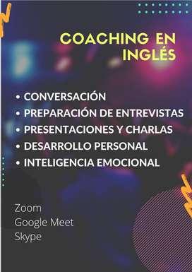 Inglés con coach nativa