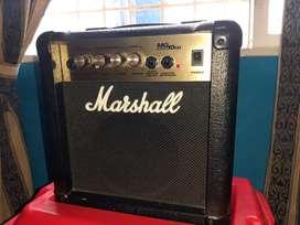 Amplificador Marshall 10 watts