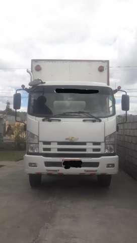 vendo camión FSR 2015